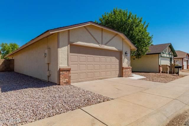 6614 W Poinsettia Drive, Glendale, AZ 85304 (MLS #6249652) :: Devor Real Estate Associates