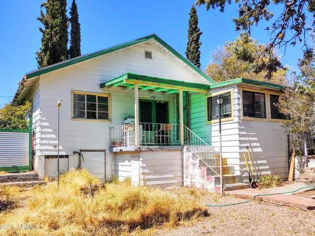 32 Old Douglas Road, Bisbee, AZ 85603 (MLS #6249655) :: Power Realty Group Model Home Center