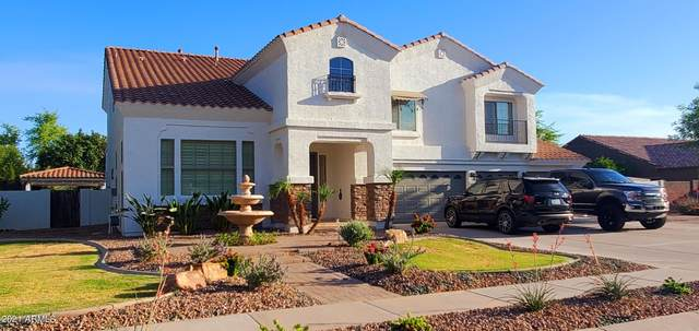 11619 E Bellflower Drive, Chandler, AZ 85249 (MLS #6249658) :: Yost Realty Group at RE/MAX Casa Grande