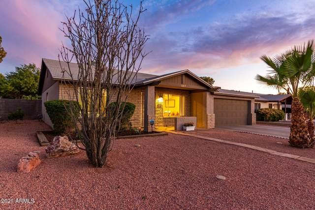 609 E La Donna Drive, Tempe, AZ 85283 (MLS #6249661) :: The Laughton Team