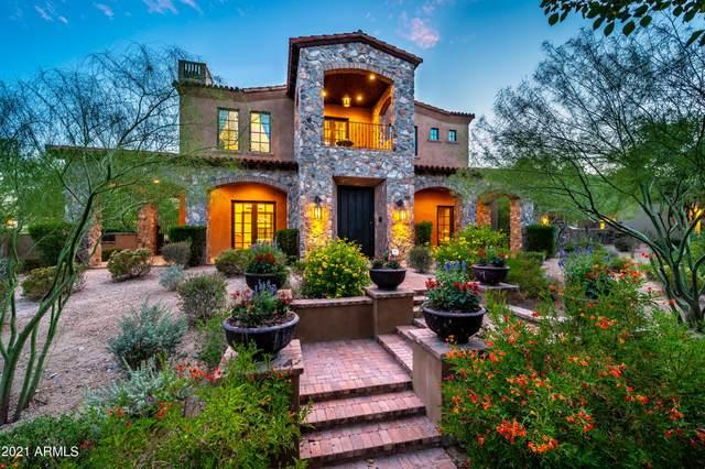 18852 N 98TH Street, Scottsdale, AZ 85255 (MLS #6249668) :: Executive Realty Advisors