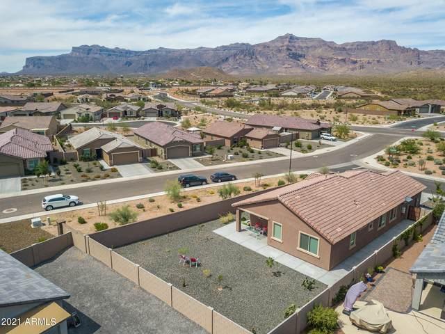 7600 S Thimble Peak Point, Gold Canyon, AZ 85118 (MLS #6249670) :: Selling AZ Homes Team