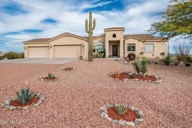 44105 N Highway 60, Morristown, AZ 85342 (MLS #6249673) :: Long Realty West Valley