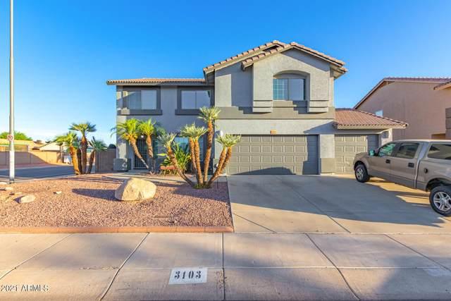 3103 W Zachary Drive, Phoenix, AZ 85027 (MLS #6249676) :: Yost Realty Group at RE/MAX Casa Grande
