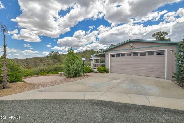 2561 Hilltop Road, Prescott, AZ 86301 (MLS #6249682) :: Executive Realty Advisors