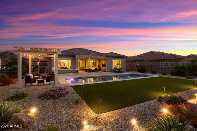 18835 N 261ST Lane, Buckeye, AZ 85396 (MLS #6249684) :: The Garcia Group