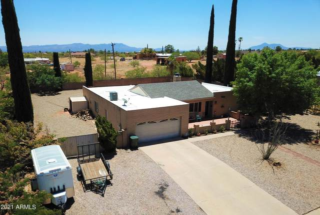 1832 Piccadilly Lane, Sierra Vista, AZ 85635 (MLS #6249696) :: Klaus Team Real Estate Solutions