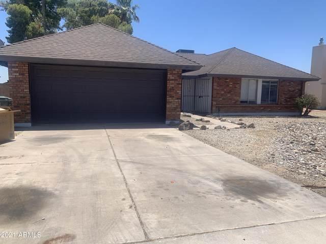 4407 W Dailey Street, Glendale, AZ 85306 (MLS #6249700) :: Power Realty Group Model Home Center