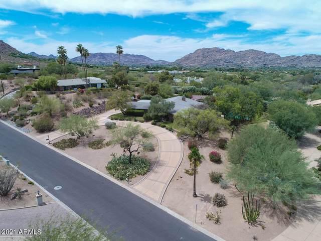 6202 E Sage Drive, Paradise Valley, AZ 85253 (MLS #6249704) :: Executive Realty Advisors