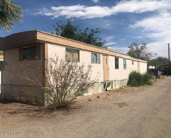 1741 W Wetmore Road #19, Tucson, AZ 85705 (MLS #6249732) :: Lucido Agency