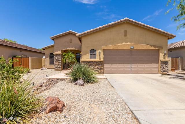 940 E Leo Place, Chandler, AZ 85249 (MLS #6249741) :: Conway Real Estate