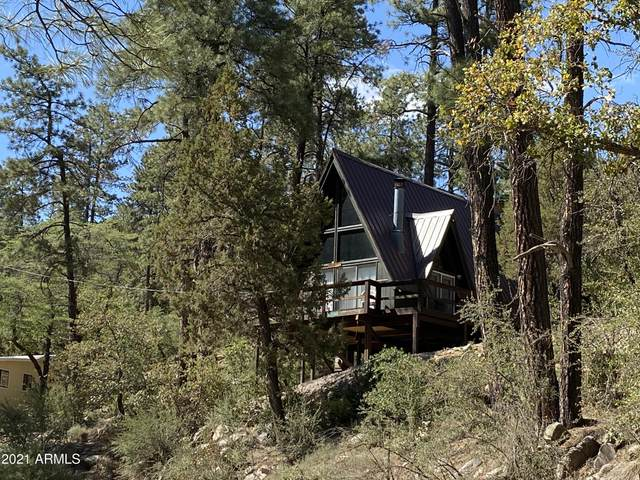 23365 S Towers Mountain Road, Crown King, AZ 86343 (MLS #6249742) :: D & R Realty LLC