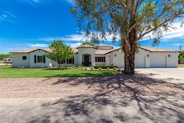 17248 E Pecos Road, Gilbert, AZ 85295 (MLS #6249743) :: Executive Realty Advisors