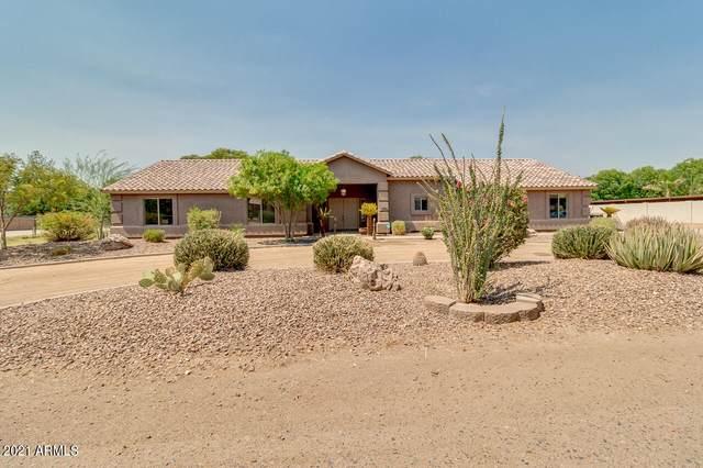 2472 E Magnolia Drive, Gilbert, AZ 85298 (MLS #6249750) :: Yost Realty Group at RE/MAX Casa Grande