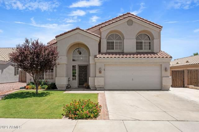 11175 W Ashley Chantil Drive, Surprise, AZ 85378 (MLS #6249752) :: Power Realty Group Model Home Center