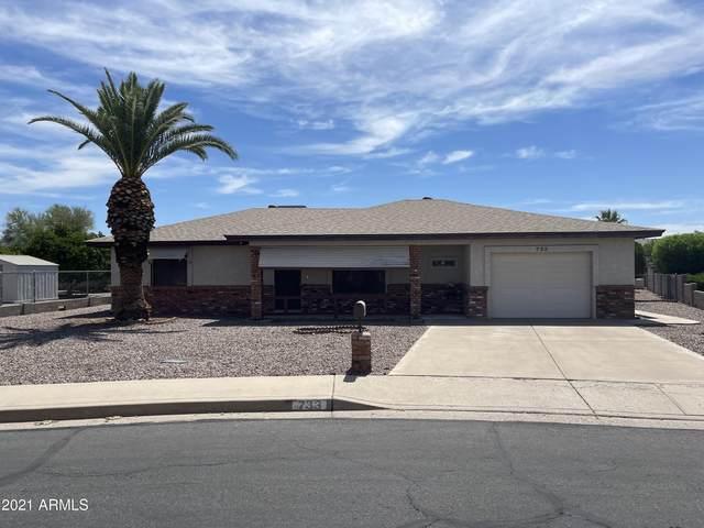 733 N 66TH Way, Mesa, AZ 85205 (MLS #6249760) :: The Copa Team | The Maricopa Real Estate Company