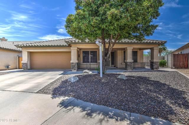 17201 N Chance Drive, Surprise, AZ 85374 (MLS #6249764) :: Yost Realty Group at RE/MAX Casa Grande
