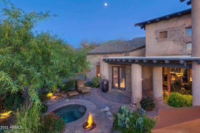 27915 N 100TH Place #106, Scottsdale, AZ 85262 (MLS #6249767) :: The Property Partners at eXp Realty