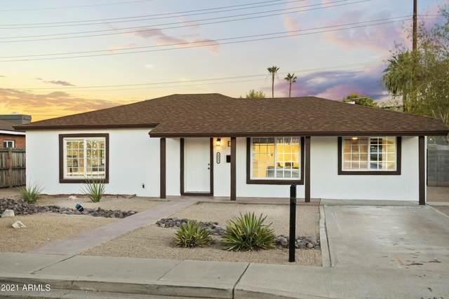 2535 E Campbell Avenue, Phoenix, AZ 85016 (MLS #6249774) :: Executive Realty Advisors