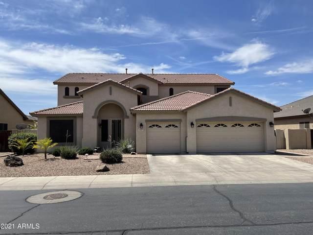 4325 W Monte Way, Laveen, AZ 85339 (MLS #6249788) :: Klaus Team Real Estate Solutions