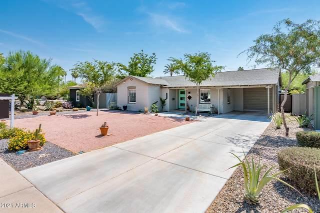 3015 N 16TH Drive, Phoenix, AZ 85015 (MLS #6249815) :: Yost Realty Group at RE/MAX Casa Grande