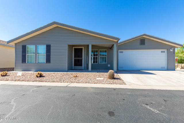 3301 S Goldfield Road #2123, Apache Junction, AZ 85119 (MLS #6249820) :: Arizona Home Group