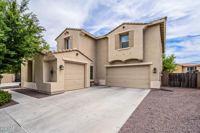 15639 W Sierra Street, Surprise, AZ 85379 (MLS #6249829) :: Devor Real Estate Associates