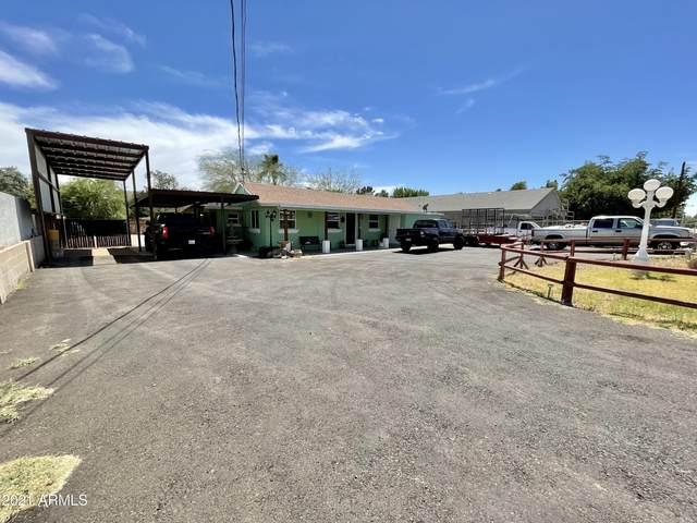 2719 W Orangewood Avenue, Phoenix, AZ 85051 (MLS #6249830) :: Yost Realty Group at RE/MAX Casa Grande
