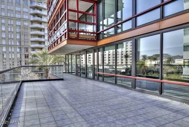 4808 N 24TH Street #401, Phoenix, AZ 85016 (MLS #6249833) :: Long Realty West Valley