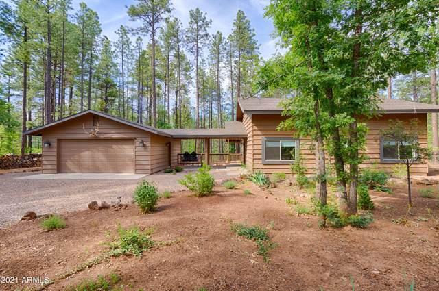 3680 Woodpecker Lane, Pinetop, AZ 85935 (MLS #6249838) :: D & R Realty LLC