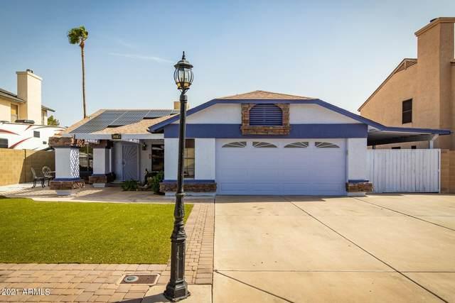 4319 W Topeka Drive, Glendale, AZ 85308 (MLS #6249841) :: Power Realty Group Model Home Center