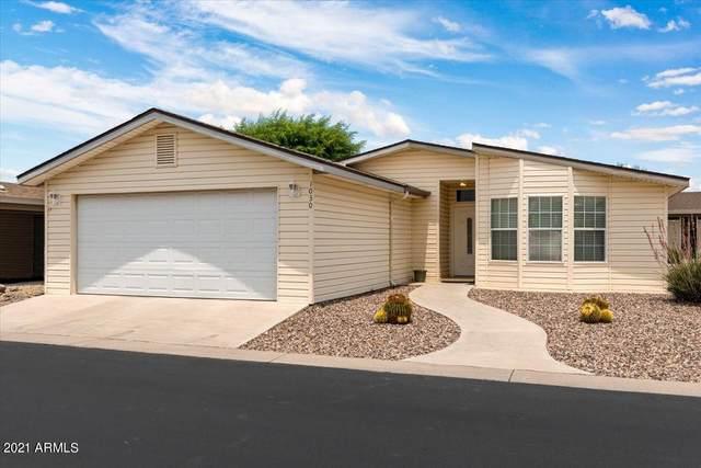 3301 S Goldfield Road #1030, Apache Junction, AZ 85119 (MLS #6249847) :: Arizona Home Group