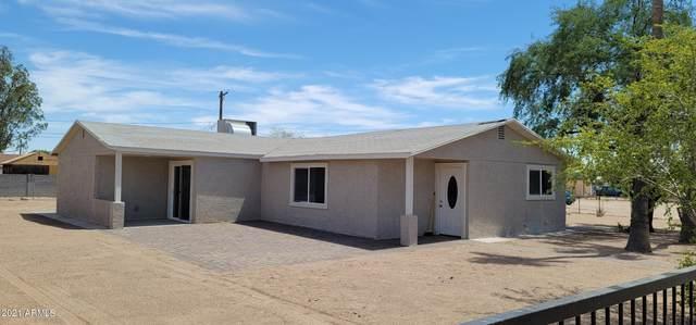 750 W Dewey Avenue, Coolidge, AZ 85128 (MLS #6249851) :: John Hogen | Realty ONE Group