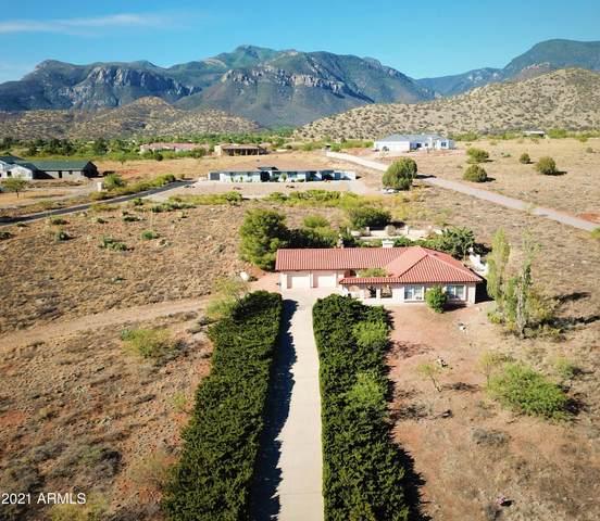 1050 E Poncho Trail, Sierra Vista, AZ 85650 (MLS #6249853) :: Klaus Team Real Estate Solutions