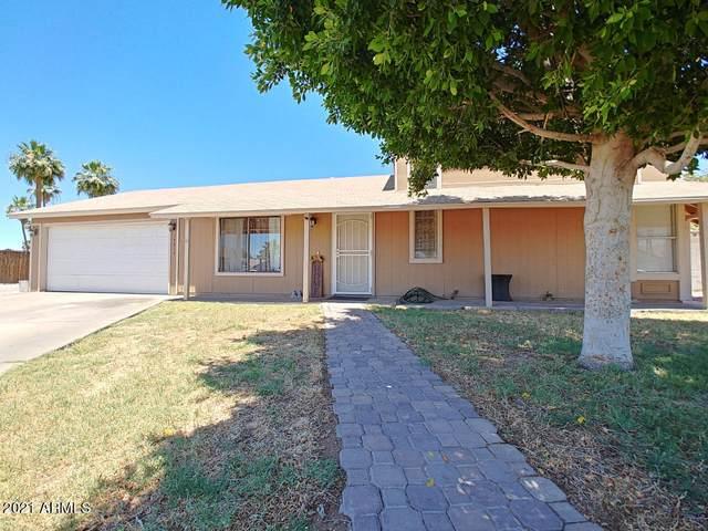 14836 N 61ST Avenue, Glendale, AZ 85306 (MLS #6249866) :: Power Realty Group Model Home Center