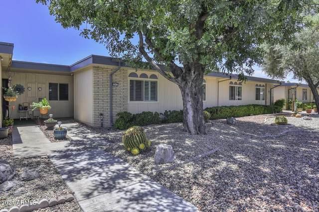 10855 W Emerald Drive, Sun City, AZ 85351 (MLS #6249869) :: John Hogen   Realty ONE Group