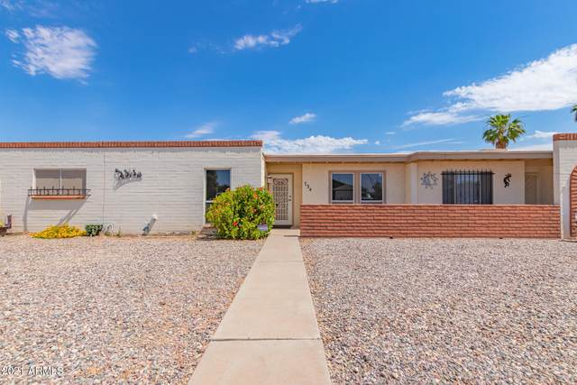 734 E Laurel Drive, Casa Grande, AZ 85122 (MLS #6249879) :: John Hogen | Realty ONE Group