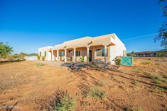 4200 E Glenn Road, Sierra Vista, AZ 85650 (MLS #6249880) :: Klaus Team Real Estate Solutions