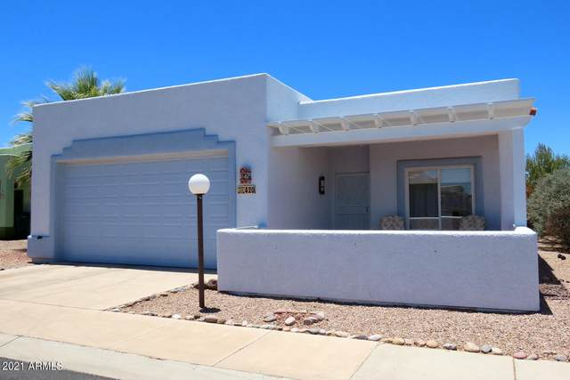 420 S Meadowood Lane, Sierra Vista, AZ 85635 (MLS #6249891) :: Devor Real Estate Associates