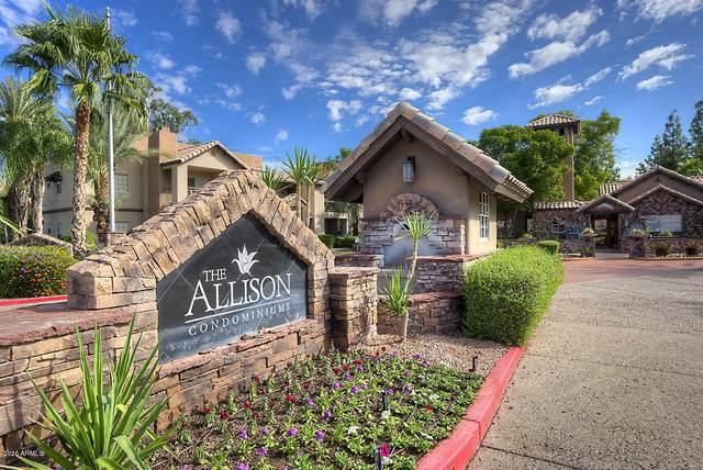 14145 N 92ND Street #2022, Scottsdale, AZ 85260 (MLS #6249892) :: Klaus Team Real Estate Solutions