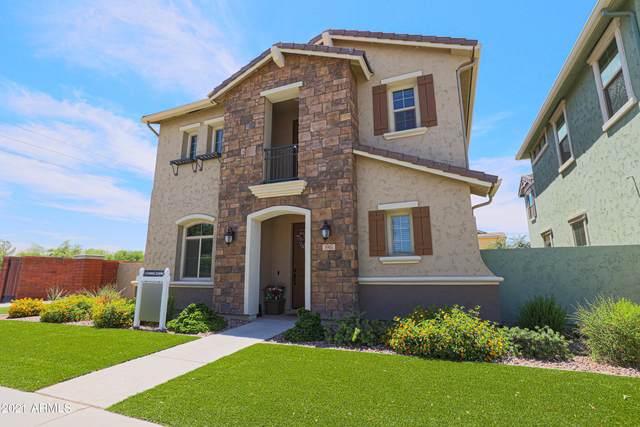 3967 E Galveston Street, Gilbert, AZ 85295 (MLS #6249895) :: Executive Realty Advisors
