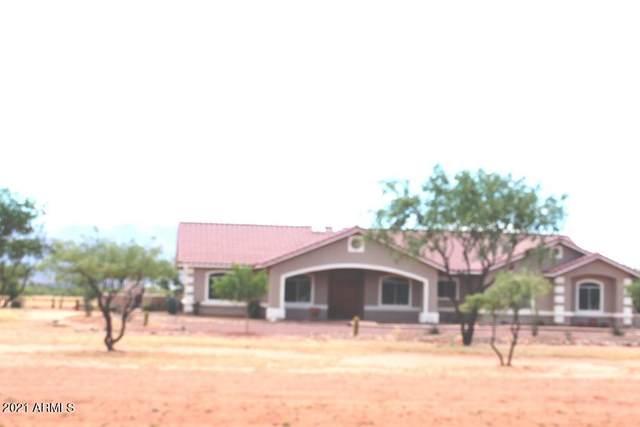 10005 E Rocking W Ranch Road, Hereford, AZ 85615 (MLS #6249896) :: Devor Real Estate Associates