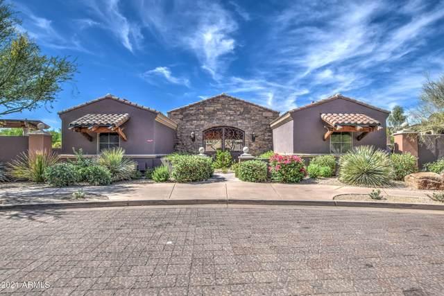3935 E Rough Rider Road #1370, Phoenix, AZ 85050 (MLS #6249901) :: Devor Real Estate Associates