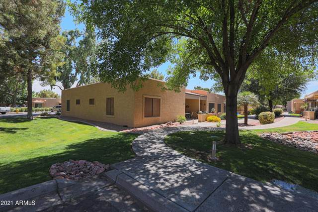 14300 W Bell Road #124, Surprise, AZ 85374 (MLS #6249903) :: Devor Real Estate Associates