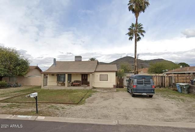 1310 W Ironwood Drive, Phoenix, AZ 85021 (MLS #6249906) :: Yost Realty Group at RE/MAX Casa Grande