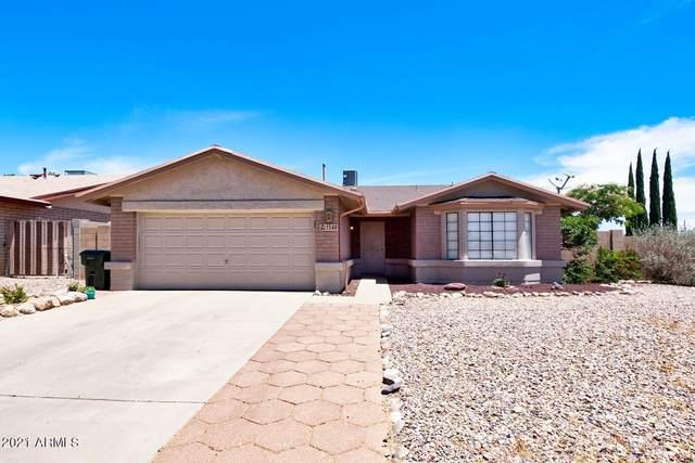 3549 E Osprey Drive, Sierra Vista, AZ 85650 (MLS #6249921) :: Klaus Team Real Estate Solutions