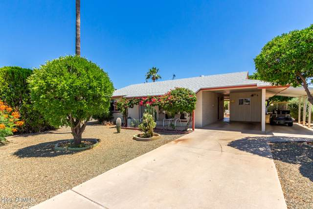 11027 W Sun City Boulevard, Sun City, AZ 85351 (MLS #6249922) :: Devor Real Estate Associates
