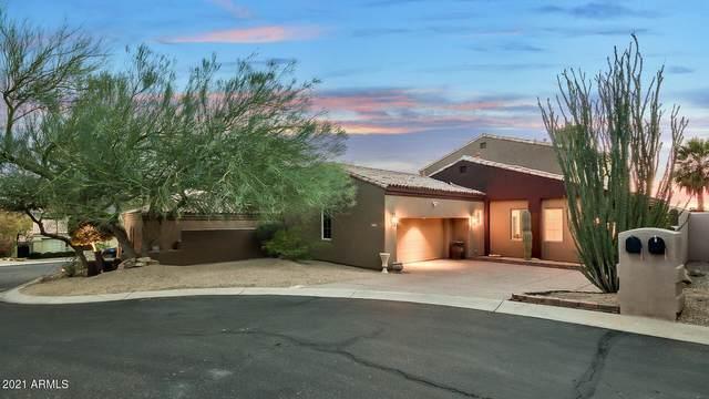 12166 N 136TH Way, Scottsdale, AZ 85259 (MLS #6249927) :: Devor Real Estate Associates