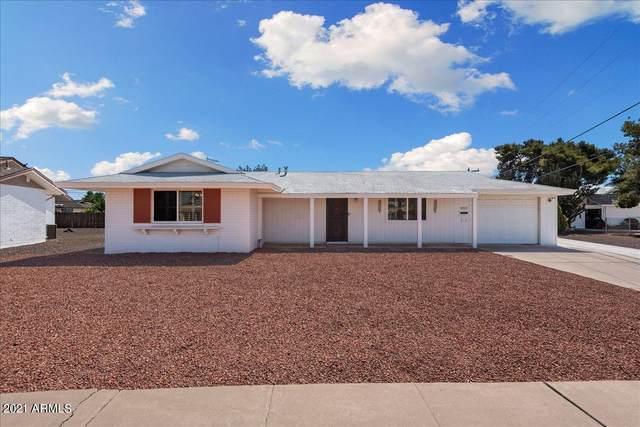 10611 N 102ND Drive, Sun City, AZ 85351 (MLS #6249928) :: Hurtado Homes Group