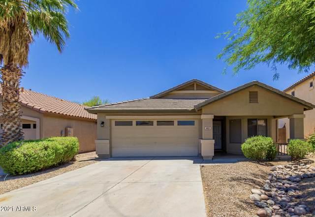 683 E Lovegrass Drive, San Tan Valley, AZ 85143 (MLS #6249930) :: Executive Realty Advisors